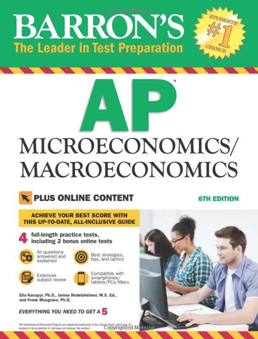 AP微观_宏观经济